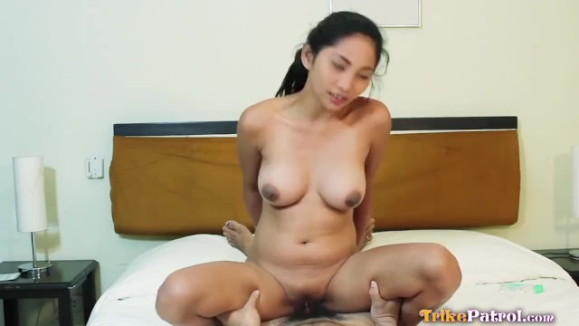 Big tit patrol oklahoma Hot filipina babe with amazing tits gets her pussy stuffed with cock
