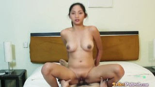 With babe cock filipina with pussy her stuffed amazing gets tits hot close of