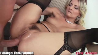 EvilAngel Mark Wood Gets Down to Dirty Buisness