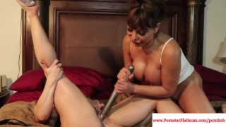 And play toys ava devine with mae brandi asian lesbian