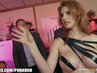 Preview 2 of Lilith lust is the perfect sales women - Brazzers