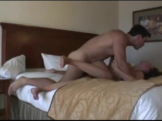 Amateur video swinger threesome