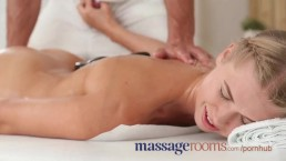 Massage Rooms Young tight teen
