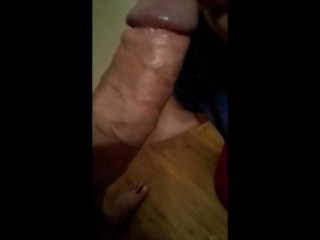 Cum in mouth cum shots a dripping wet pussy plus a creampie:)