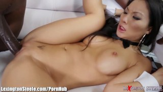 Asa Akira Fucked by 11 Inch Black Cock in Ass  gaping sexy asian black cumshot skinny big dick interracial swallow deepthroat stockings big tits bbc blowjob tattoo japanese tattoos facial lexingtonsteele.com