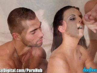 DogHouse Hot MMF Threesome