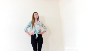 Ashley Attacks Sabrina - netvideogirls Oral 3way