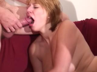 Her clit was swollen with excitement