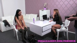 FemaleAgent. Some girls I wish I could have twice