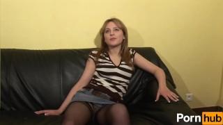 LES CASTINGS DE LHERMITE VOLUME 40 - Scene 1 Pussy time