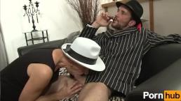 Mafia française aime se mouiller leurs bites