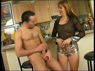 Big Fat Pussy Free Videos French cougar takes it in the butt