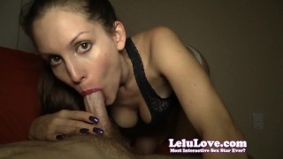 Lelu Love-POV Your Friend Impregnates Me  homemade panties riding glasses cuckolding creampie hd femdom amateur blowjob lelu pov hardcore brunette cowgirl natural tits impregnation lelu love