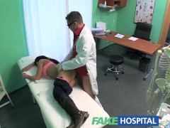 FakeHospital Doctors cock turns patients frown upside down
