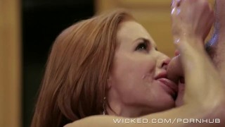 Veronica Avluv gets fucked by her stepson Domination amateur
