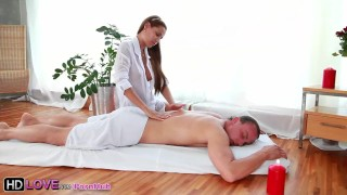 HD Love - Sensual massage and happy ending Solo smalltits