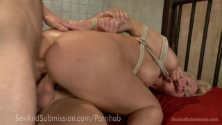 Sexy by fucked guards milf security ass butt