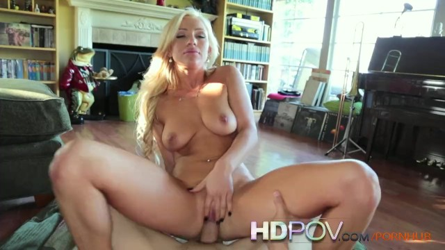 18 y/o Blonde college girl gets railed HUGE TITS
