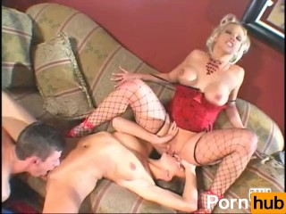 Simpsion porn red hot milfs 1, scene 3 natural tits big tits brunette fake tits ha