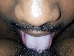 TIGHT WET PUSSY GETTING LICKED LIKE CANDY