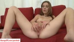 Alexis Crystal Fingering Twat