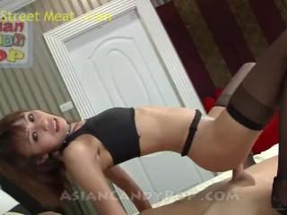 Thai Girl Chore
