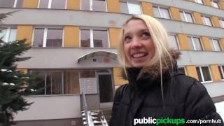 Mofos - Euro girl Mina loves car sex