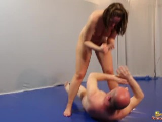 Cheating Husband Taught Fidelity by Angry Wife Who Can Fight