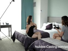 Nubiles Casting – 18 years old and eager to do porn