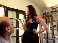WCPClub Sexy brunette housewife Casey Calvert gets fat black Anal fucked