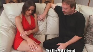 Throat cunt gets hottie fucked and face job