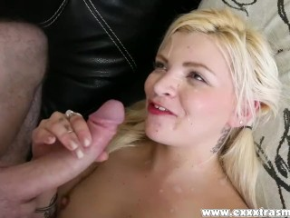 ExxxtraSmall - Alex Little Gets Her Tight Pussy Destroyed
