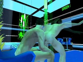Trannies 3D online sex social community. Be who u wanna be!