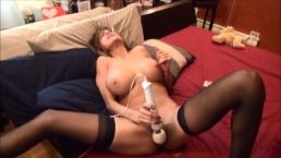 ASH smoke masturbate and squirt