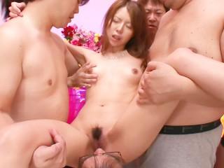 Za men no Izumi Part 2 - Scene 1