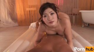 Gokujo awa hime monogatari Vol 7 - Scene 2 Brunette fingering