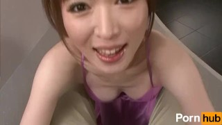Gokujyou Awahime Monogatari Vol 9 - Scene 1 young milf hardcore bj mom blowjob cumshot natural-tits close-up big-tits cock-sucking brunette oral cum-in-mouth