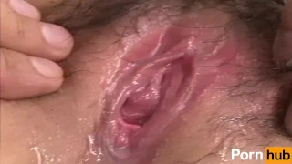 Jyonetsu Tairiku File 019 - Scene 1  panties masturbation babe close-up squirt milf squirting hairy-pussy vibrator natural-tits japanese brunette wet toy groping