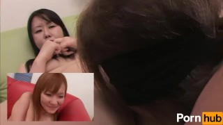 No kanojo ate manko to kareshi  zenpen scene quiz vol on fellatio