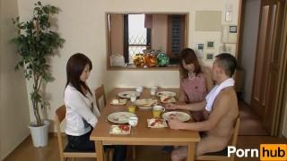 Ichiwa la scene kazoku  dai family teen