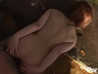 Onsen Rankou Sa kuru Zenpen - Scene 1