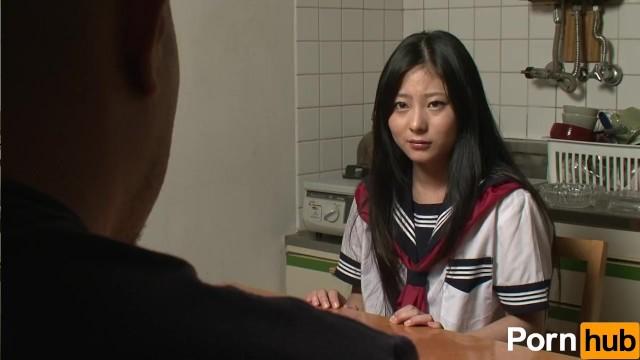 「はぁ…もうダメぇ…っ♡♡」清純黒髪制服美少女が鬼畜オヤジによって公開オナニーをさせられたり散々な目に会う!!
