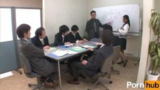 Shinnyu shain no Oshigoto Vol 14 - Scene 1