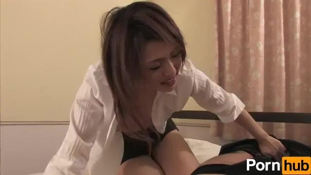 【無修正】顔射セックスを堪能する美人お姉さん