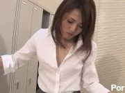 Shinnyuushain no Oshigoto Vol 8 - Scene 2