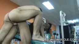 Johnathan Jamira: Gay Instructor Fucking The Trainee