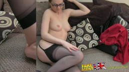 FakeAgentUK Creampie for hot e