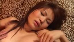 Juri Matsuzaka enjoys some passionate sex uncensored