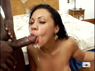 Real pussy and boobs totally air tight, scene 1 interracial pornstar anal double penetrat