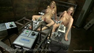 From sex cumming machines epic kinky fuckingmachines